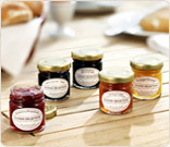Miniature Jams Wedding Favors (Favours)